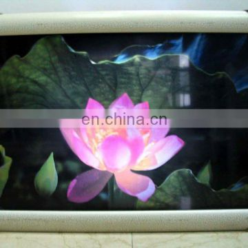 Novelty Import 100% Full Test Fast Delivery 3d lenticular aluminum profile for light box Factory