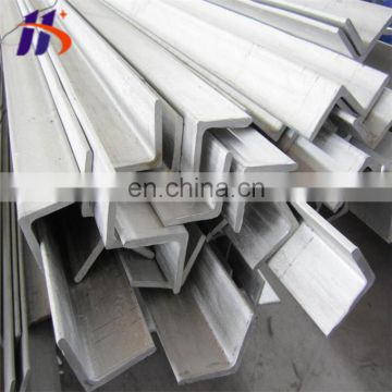 wholesale sus 201 309s Stainless Steel Angle Bar in stock