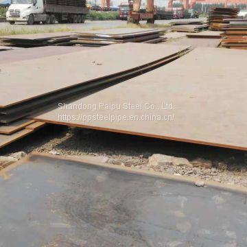 5 X 10 Steel Plate Supply Structural Alloy Corton/weathering