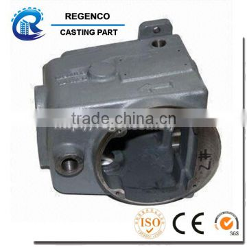 Sand Casting Part in Resin/Green Sand Casting Iron Types, Various Surface Finishes are Available
