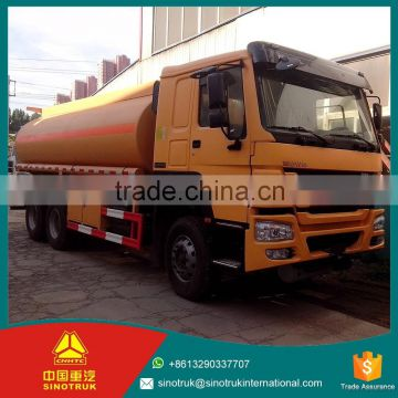China Wholesale SINOTRUK covered with double layer steel plate 6*4 export oil tank truck specifications
