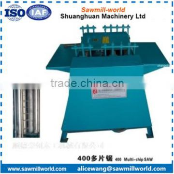 multiple sawing blades sawmill wood machine wood cutting equipment