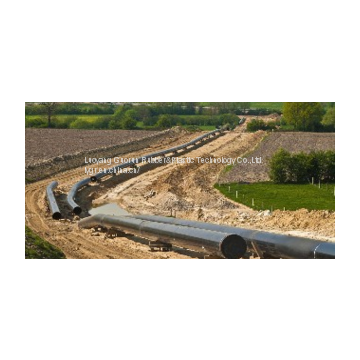 sand and stones,cement,lime,fire-resistance material,concrete transportation by UHMW PE pipe