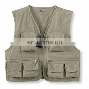 TC fly fishing vest for winter