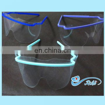 disposable safety eyewear, safety disposable goggle