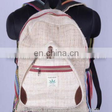 Hemp Backpack HBBH 0004