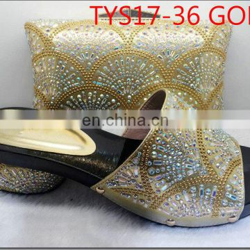 shoes and matching bag TYS17-36