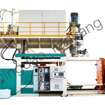 HDPE 200L-500L 3 Layers Water Storage Tank Blow Molding Machine