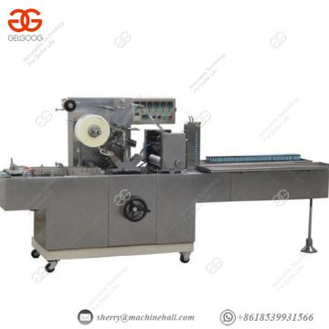 Parcel Wrapping Machine Audio-visual Manual Overwrapping Machine