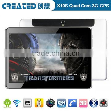 10.1inch MTK8382 3G andriod 4.4 sex power tablet/Quad Core/GPS/Bluetooth/IPS Screen/ATV/WIFI
