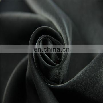 polyester rayon blend bright silk fabric