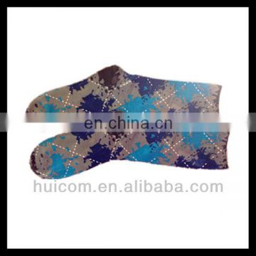 sublimated print sock