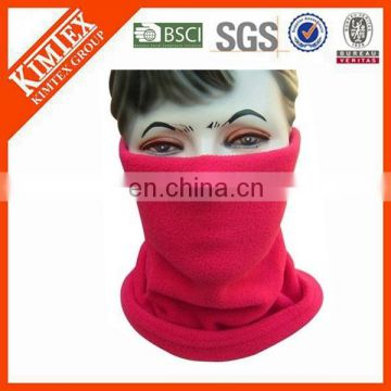 fleece neck warmer fleece scarf