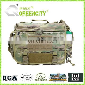 LASER-CUT LARGE MESSENGER BAG Tactical Range Bag