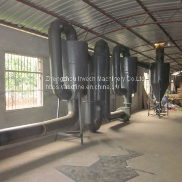 Airflow Sawdust Dryer with Factory Price