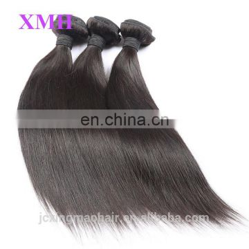 Fast Shipping Cheap Virgin Human Hair Straight Weft Weave Virgin Indian Remy 100 Human Hair Weft