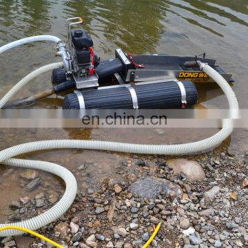 Backpack Mini Portable Floating Gold Dredge