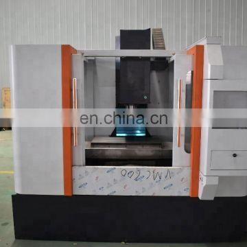 Small cnc vertical machining center 3 axis milling machine for sale VMC650