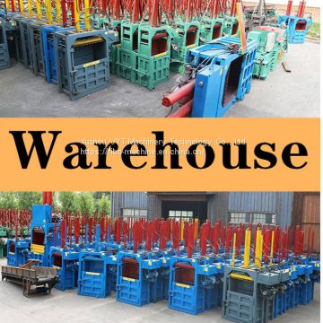 Hydraulic Metal Scrap Baler Press Machine for Waste Iron