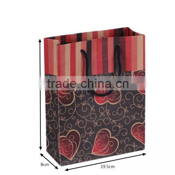 Customized factory price high quality kraft brown paper bag design for gift                                                                                                         Supplier's Choice