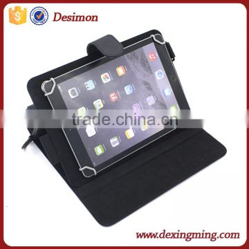 4 stretchable elastic claws POWER BANK holder handheld tablet case with lanyard for working men