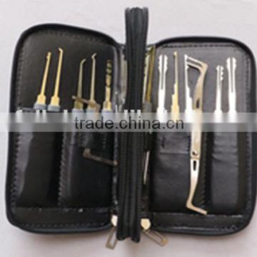 Discount Price Lock Pick Set with key locksmith goso 21 pin lock pick tools