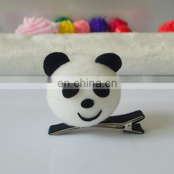 Cute Panda Hair Clip For Baby Toddler Hair Clip For Baby Girl Barrette Photo Prop