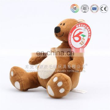 Custom Plush Stuffed Animal Teddy Bear Soft Toys