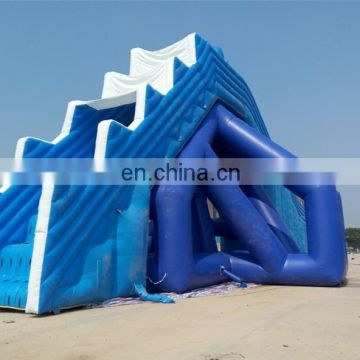Durable used slides inflatable sale big water slide for kids and adults