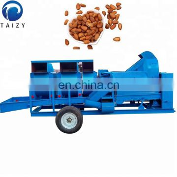 Taizy factory price industrial pakistan pine nut shelling machine /pine nuts sheller price