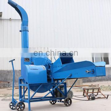 CE approved Professional maize hammer mill straw crusher machine