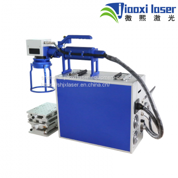 High Quality 30w Intelligent Engraving Marker Portable Fiber Laser Marking Machine For Metal