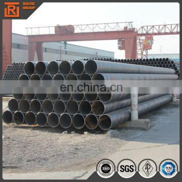 oil and gas ssaw line pipe spiral steel pipe pile