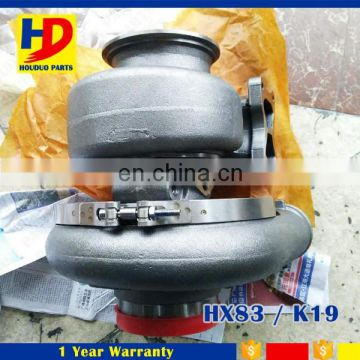 Excavator Engine HX83 Turbocharger QSK19 K19 Turbo Charger 4040241 2838541
