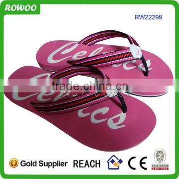 New design wholesale export fashion ladies daily wear slipper