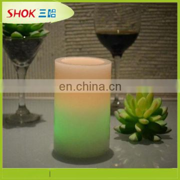 China manufacturer & supplier wholesale led paraffin wax candle