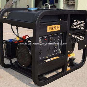 Belon Power 5kw 220V diesel generator 5kva single phase  portable diesel generator