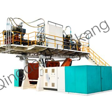 New Design Automatic 3000 Liter Lagre Plastic PE Water Bottle Stretch Extrusion Blow Molding Machine with Good Price