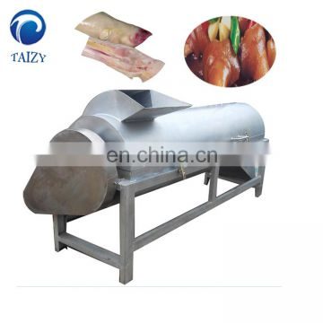 sheep feet hair removing machine Cow Hoof Dehair Machine pig feet hair removal machine full slaughtering line supplier