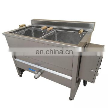 Advanced technology fried chicken fryer machine /onion frying machine