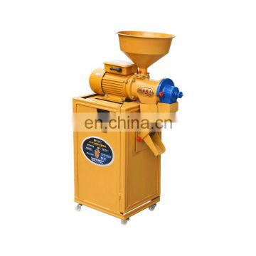 China good quality rice peeling and grinding machine