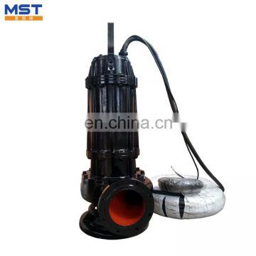 Float switch electric submersible water pump