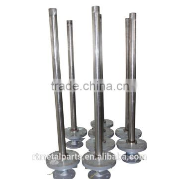 Precision Machined Products OEM & ODM Machining Milling Parts CNC Machined Metal Parts , CNC Machined Parts