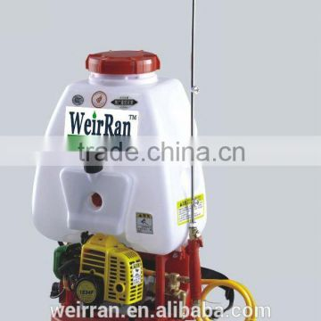 (705) 25L agriculture two stroke engine knapsack gasoline power sprayer                                                                         Quality Choice