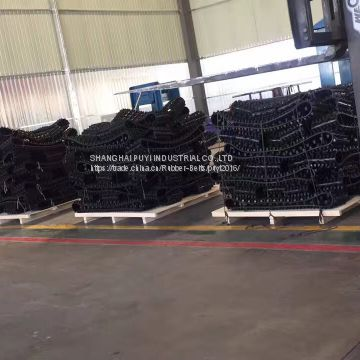 TG-320 Rubber Tracks with Favorated by Some Asia Countries of