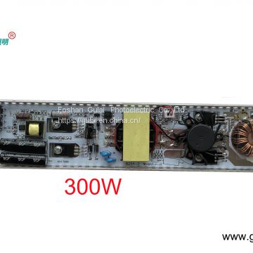 300W LED  LIGHT BOX BUILT-IN SWITCHING  POWER SUPPLY