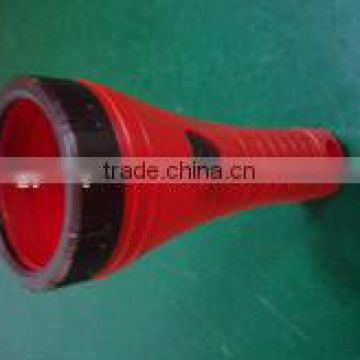 ABS LED plastic flashlight housing