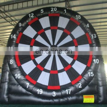 5m / 16.4ft New inflatable soccer dart board, Superb Spiele Inflatable Soccer Dart Board, inflatable dart game