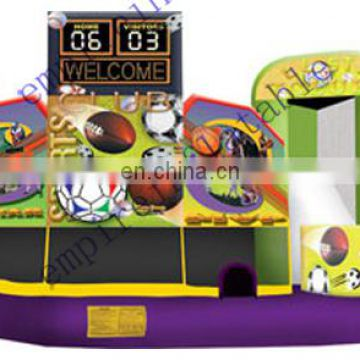 5 in 1 combo,inflatables,commercial inflatable combo C6023