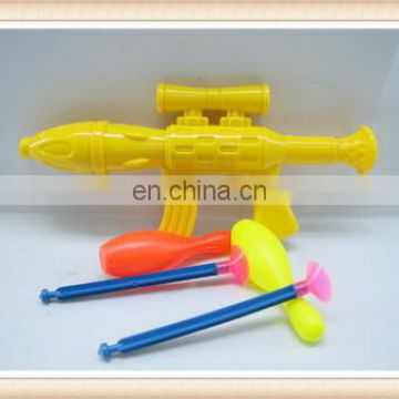 plastic bowling toy soft bullet gun toy
